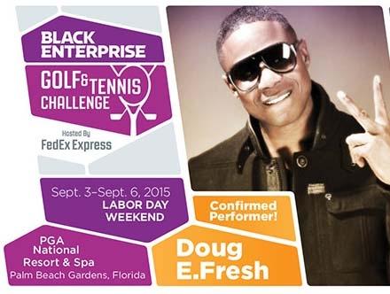 Black Enterprise Golf & Tennis Challenge