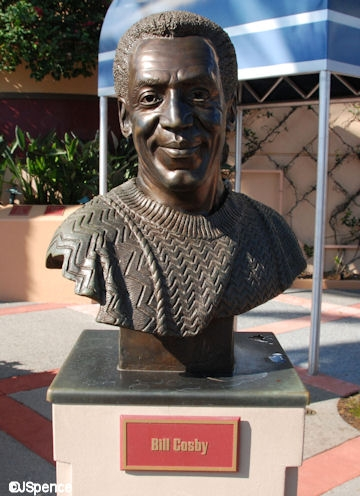 Disney removes Bill Cosby statue from park
