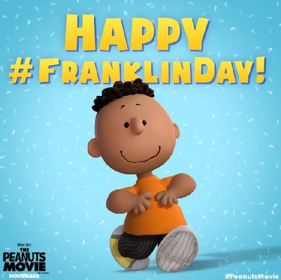 'Peanuts' Celebrates its First African American Character, Franklin