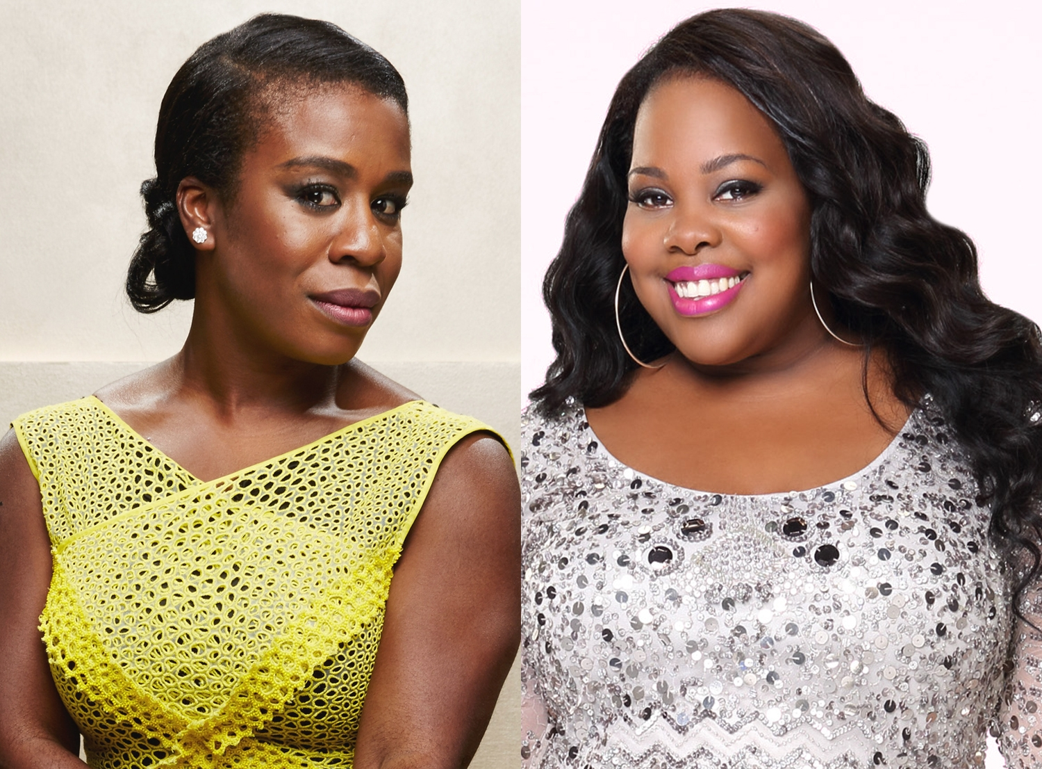 Uzo Aduba, Amber Riley Cast in NBC's Live-Action Remake of 'The Wiz'