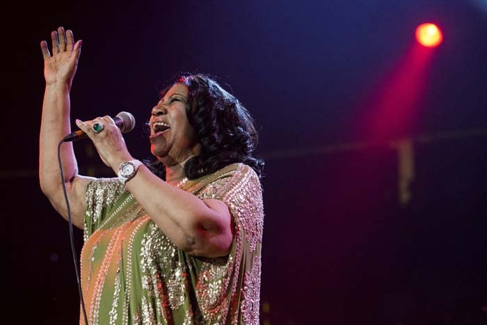 An Audience With The Queen:  Aretha Franklin Live in Oakland