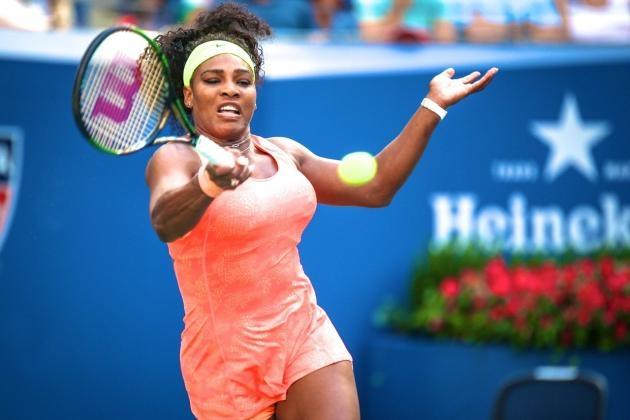 Serena Advances, Beats Venus