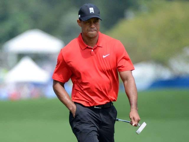 Tiger Woods Done for Year After Surgery