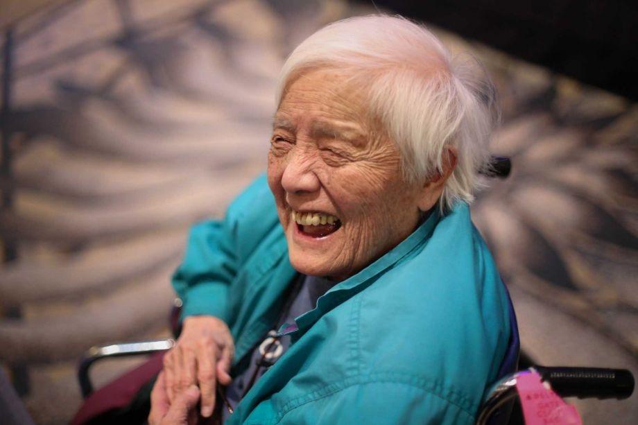 Labor, civil rights activist Grace Lee Boggs dies at age 100