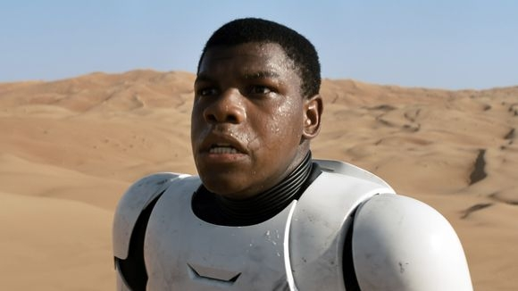 'Star Wars' actor John Boyega to haters: 'I'm in the movie'