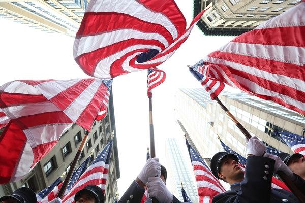 New York Today: Honoring Veterans