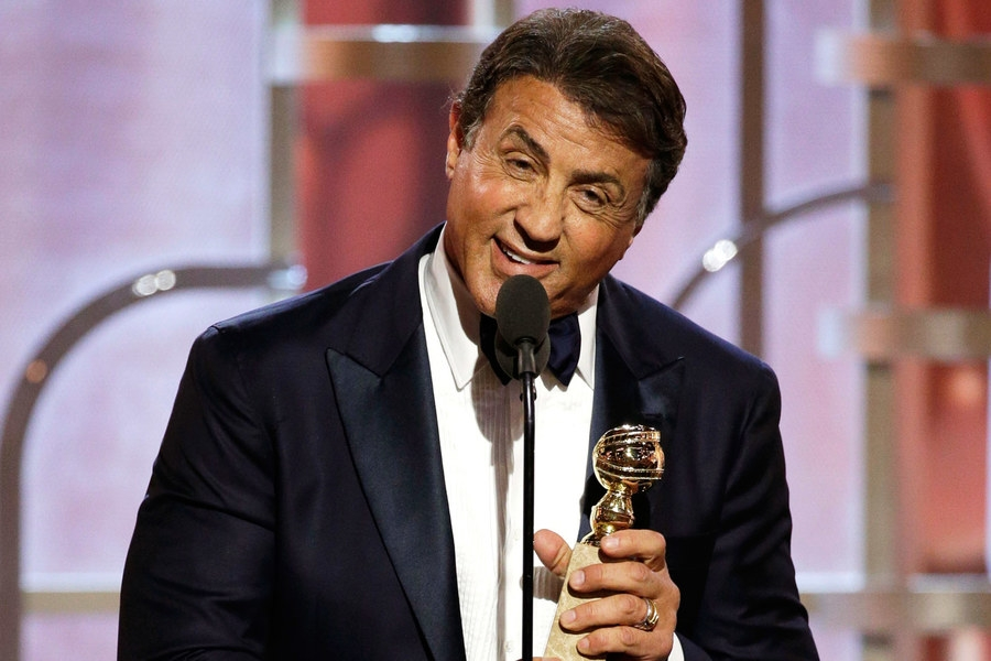 Sylvester Stallone finally thanks 'Creed' team after Globes