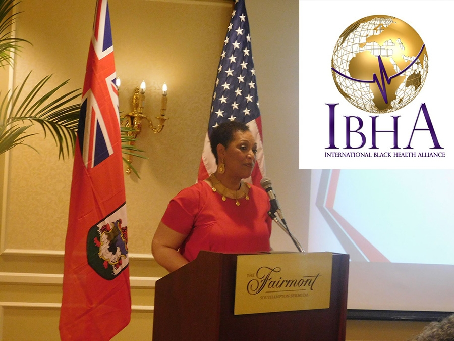 International Black Health Alliance introduced in Bermuda at Women's Conference