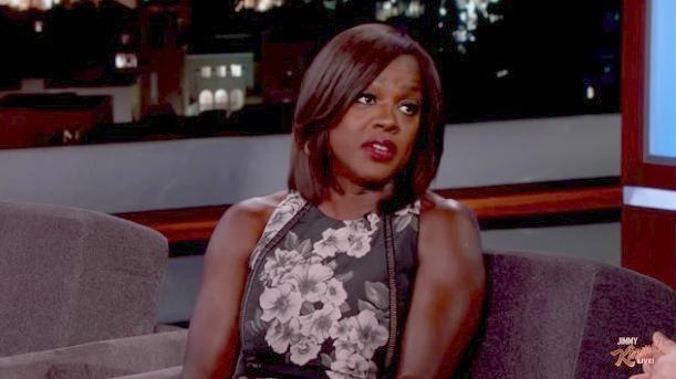 Viola Davis on Injuring Her Back During Sex Scene for 'HTGAWM'