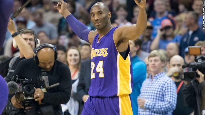 Kobe Bryant's final game is tonight