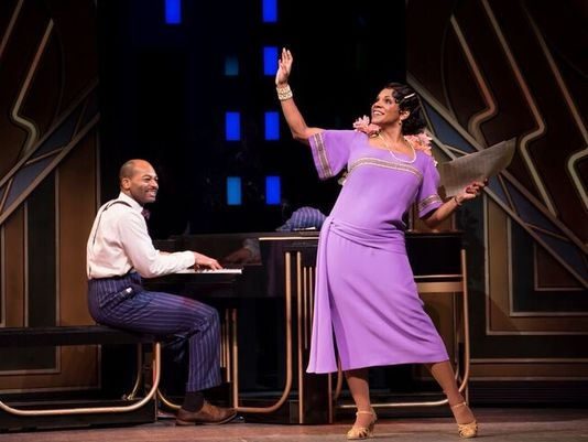 Audra McDonald, 45, to take pregnancy leave from Broadway