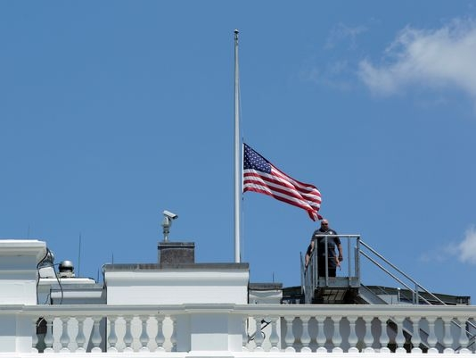 Obama has ordered flags at half-staff more than any president in history