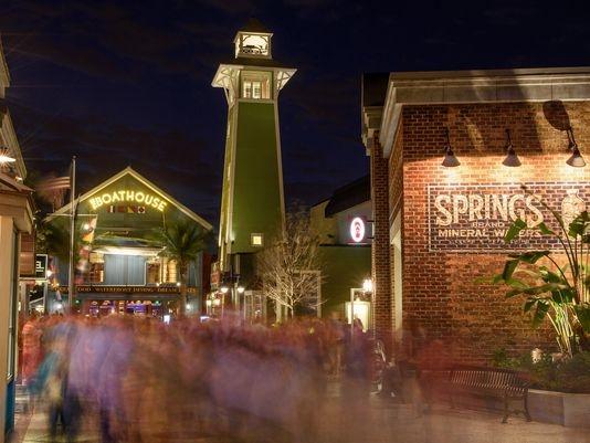 Disney Springs: The story behind Disney World's former Downtown Disney
