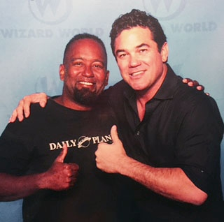 I Spent The Afternoon With Superman:  Comic Con Day 2