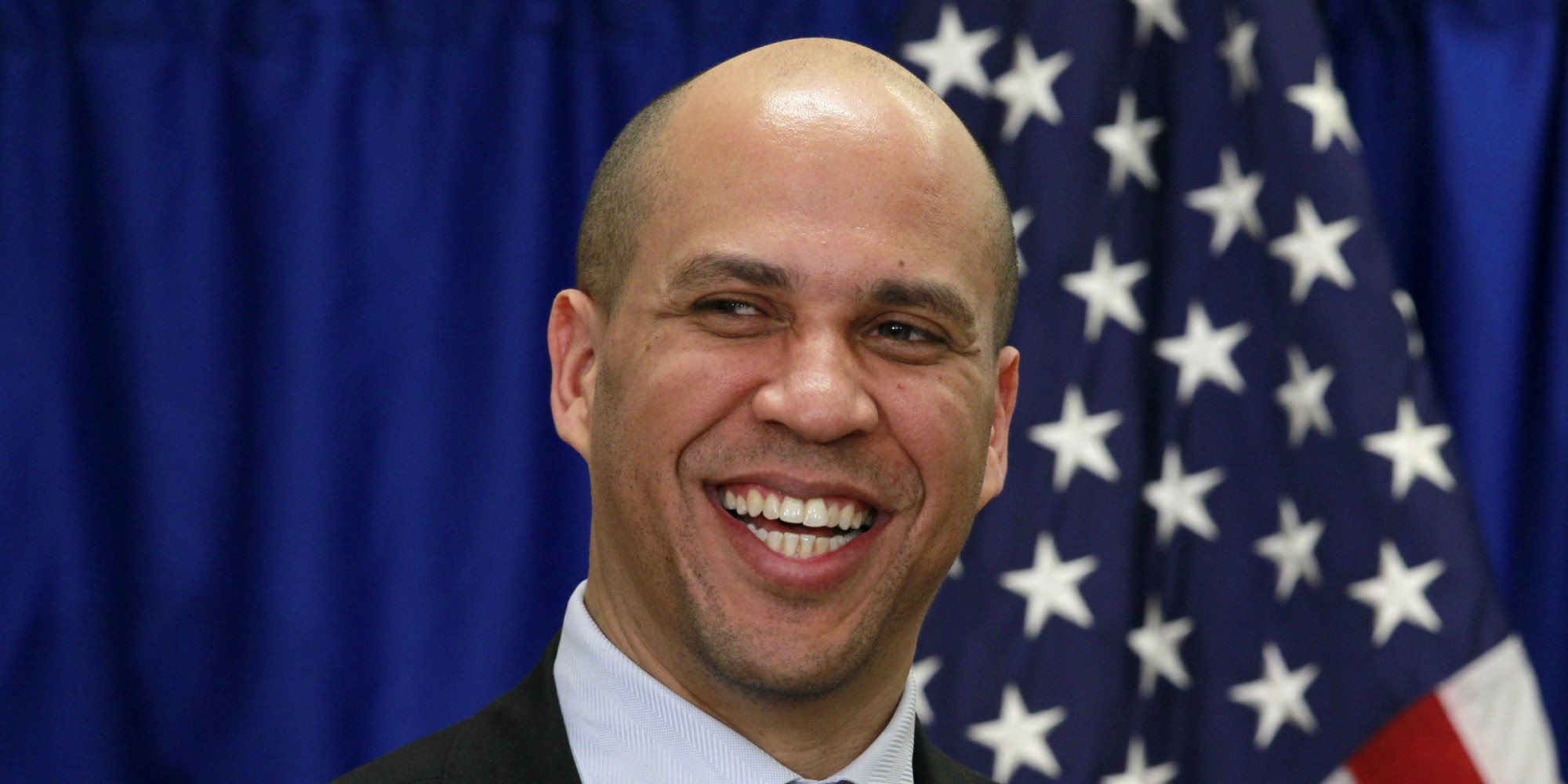 Booker Being Vetted by Clinton for VP slot