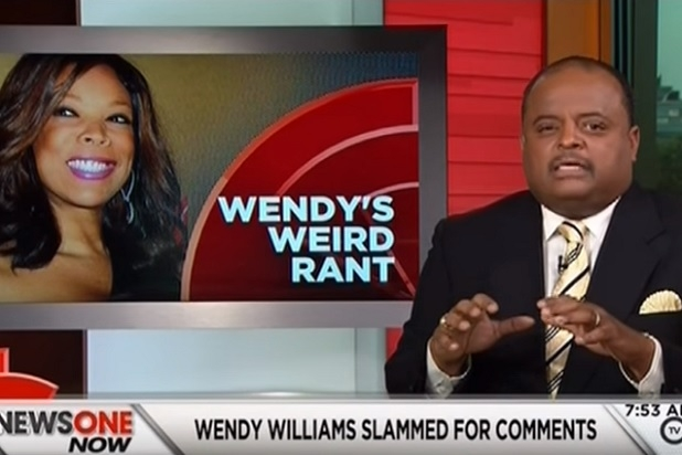 Roland Martin and Social Media Slam Wendy Williams for Comments on NAACP and HBCUs