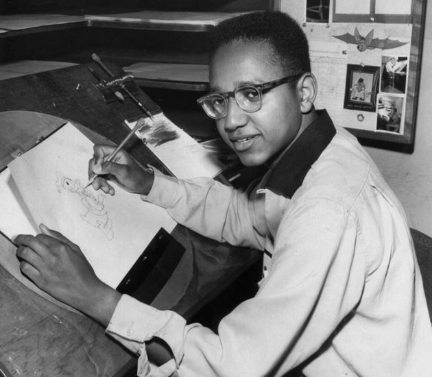 Floyd Norman, Disney's First Black Animator, Reflects On The Studio's Past, Present And Future