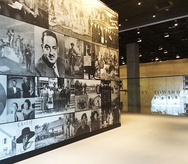 A People's Journey — the new African American Museum in DC