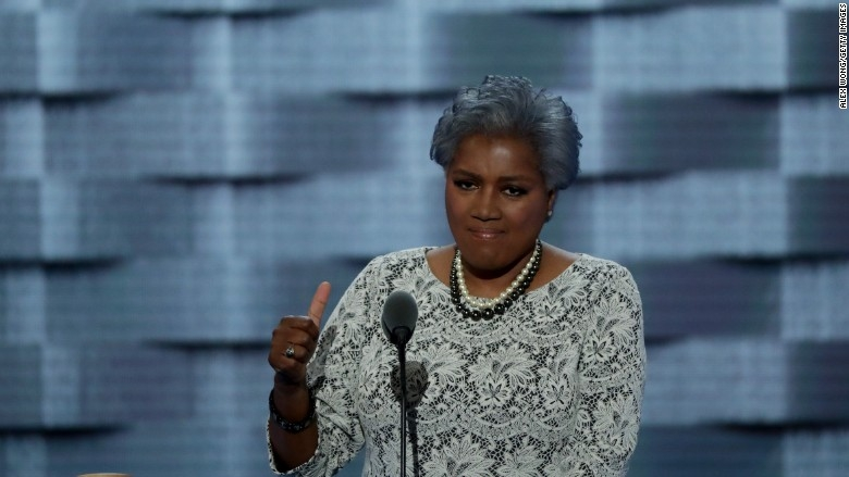 Donna Brazile out at CNN amid leaks to Clinton campaign