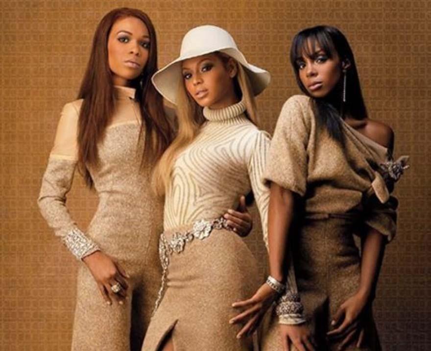 Destiny's Child Instagram account has fans picturing a reunion