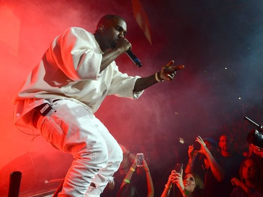 Reports: Kanye West hospitalized in L.A. after canceling rest of tour