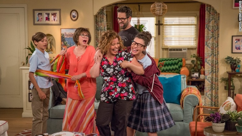 """Netflix's """"One Day At A Time"""" Reboot"""