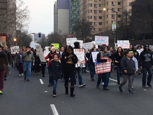 Joseph Mann Shooting: Protests Shut Down Sacramento Streets as Settlement is Reached