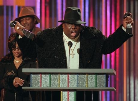 Notorious B.I.G. remembered 20 years after shooting death
