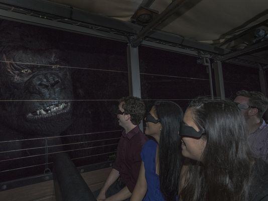 Universal Studios' Skull Island: Reign of Kong review