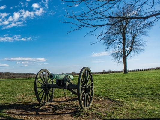 10 great places to hike through Civil War history