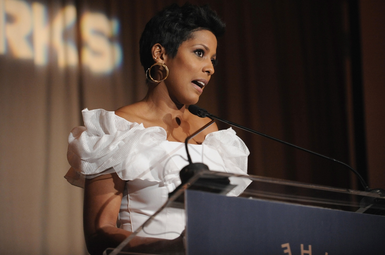 Tamron Hall wants to see more women in media