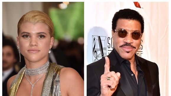 Lionel Richie: 'I'm not tracking' my daughter Sofia via GPS