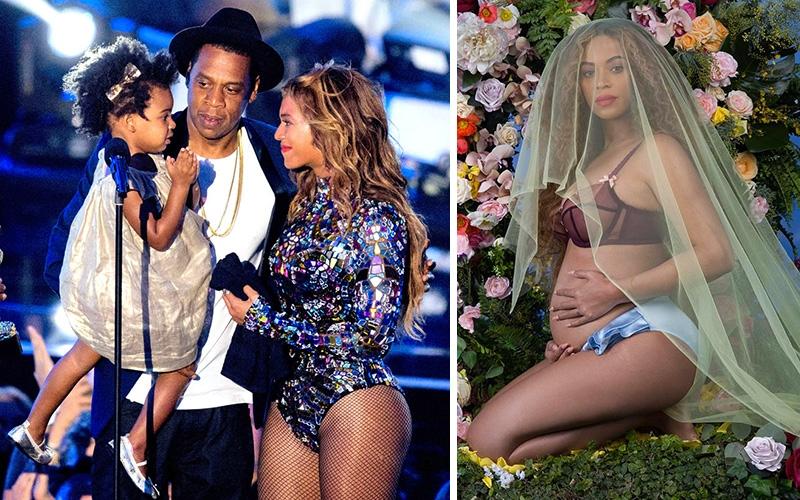 Beyoncé gives birth to twins