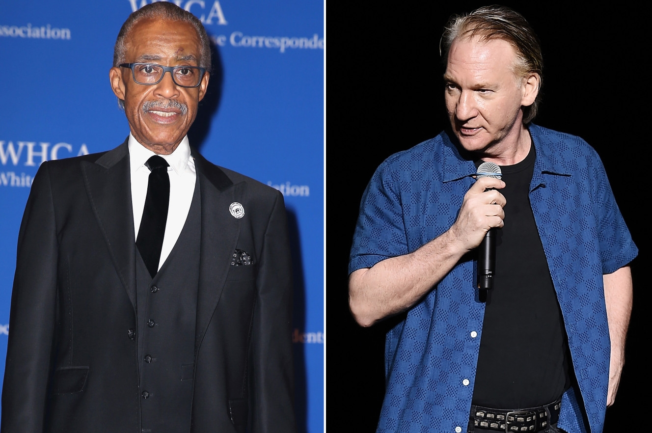 Rev. Al Sharpton continues to slam Bill Maher over N-word