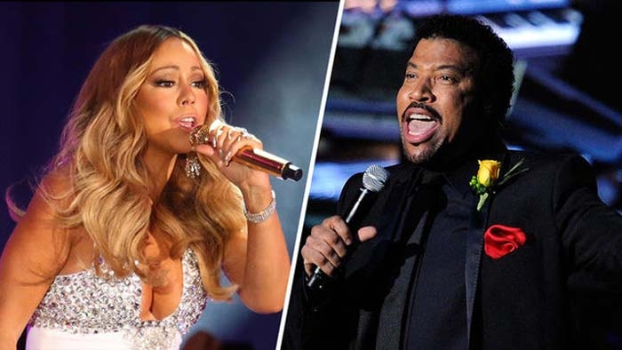HUB REVIEW: Lionel Richie with Special Guest Mariah Carey in Sacramento