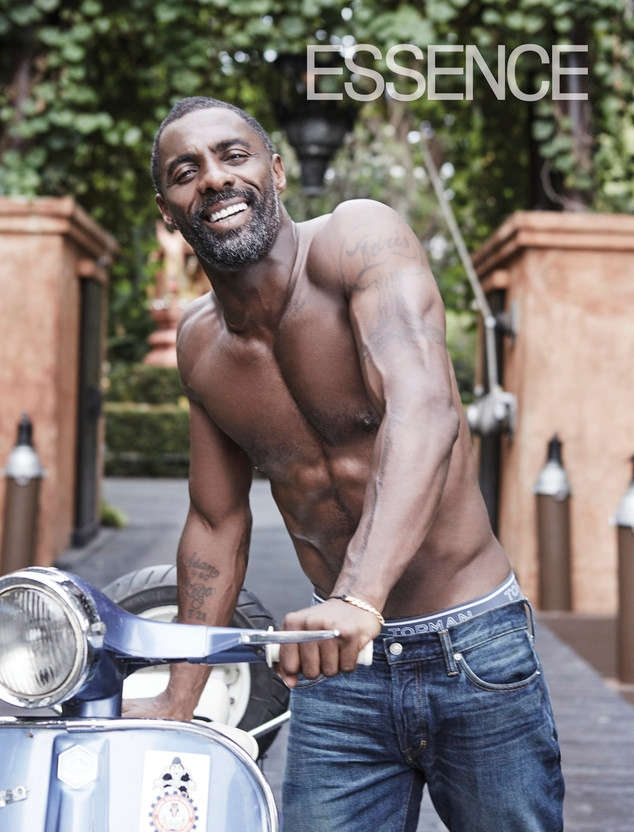 Here's a Shirtless Photo of Idris Elba to Get You Through the Week