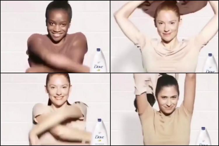 Dove sorry for racially insensitive Facebook ad