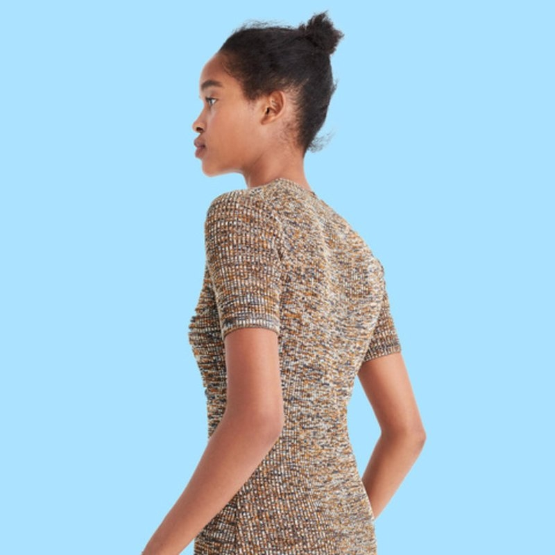 Why We Have No Reason To Be Upset About J.Crew Giving a Model Of Color a 'Messy Bun'