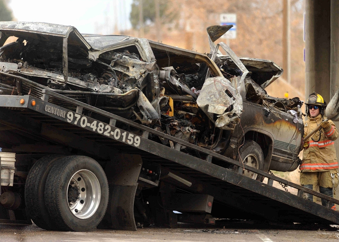 The Six Main Causes of Car Crashes—and How to Avoid Them This Thanksgiving