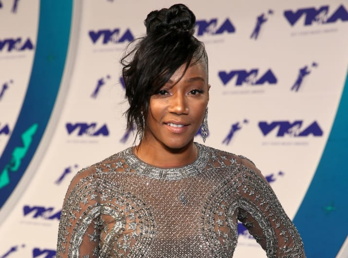 Tiffany Haddish Opens Up About Abuse From Her Mother's Mental Illness In Her New Book