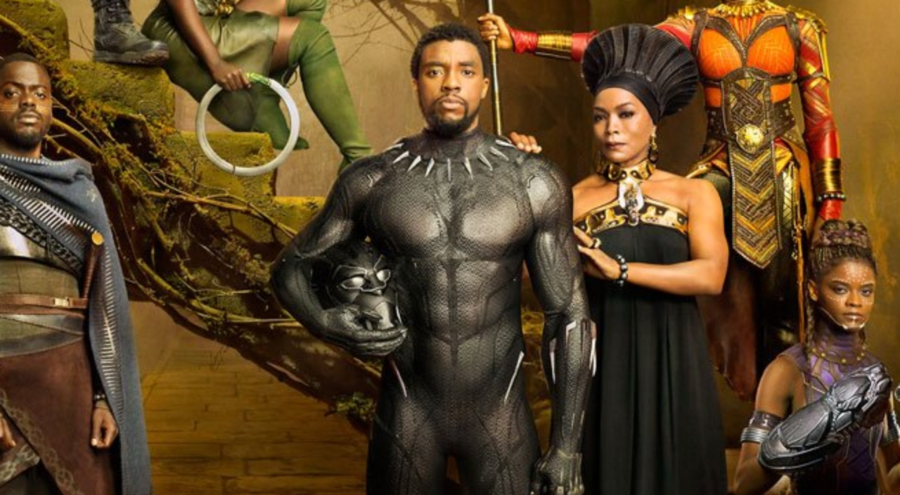 Black Panther unleashes new TV spot on Christmas Day