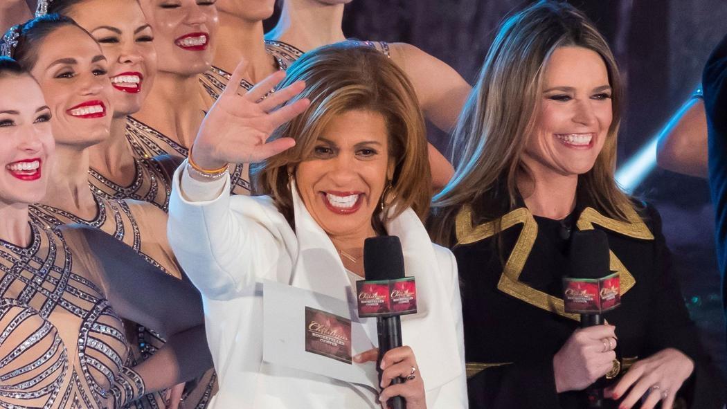 Hoda Kotb is named co-anchor of NBC's 'Today,' replacing Matt Lauer