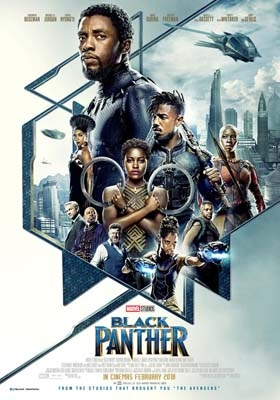 Black Panther, Opening February 16, 2018
