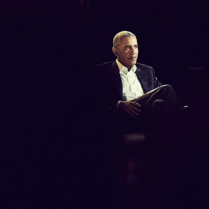 John Lewis And Barack Obama Discuss Selma