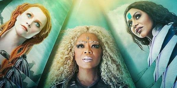 A Wrinkle in Time, Opening March 9th
