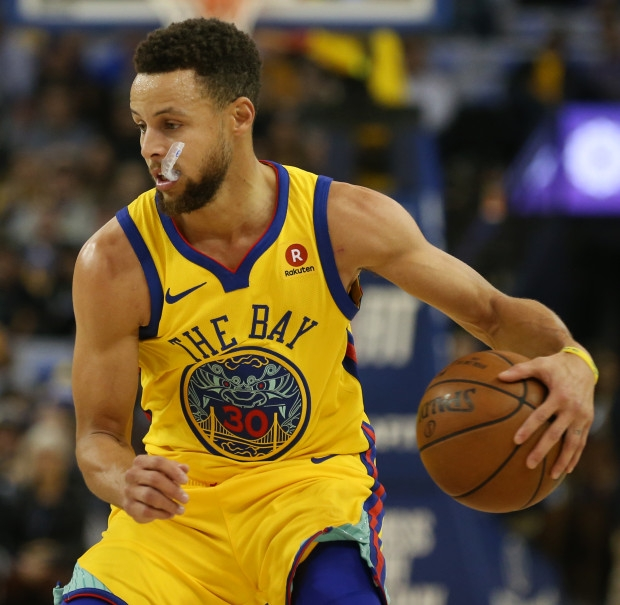Stephen Curry Still Recovering from Ankle Injury; To Be Re-Evaluated in 1 Week