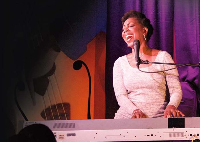 """The Incomparable Oleta Adams Preps For Sacramento, Oakland Shows:  """"I hope the spirit takes over, and I'll just go with it!"""""""