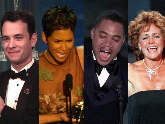 The five best Oscar acceptance speeches of all time