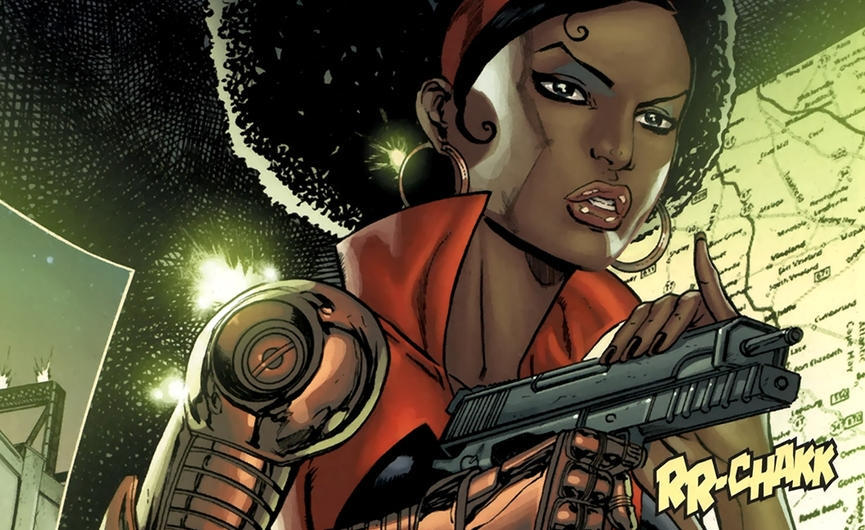 17 Black Superheroes Everyone Should Know