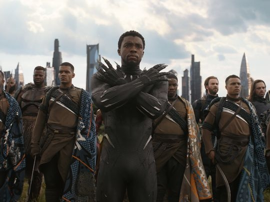 'Avengers: Infinity War' drops friends, foes and Bucky into Black Panther's Wakanda